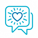 Springtide Communities Icon - Loving Conversations