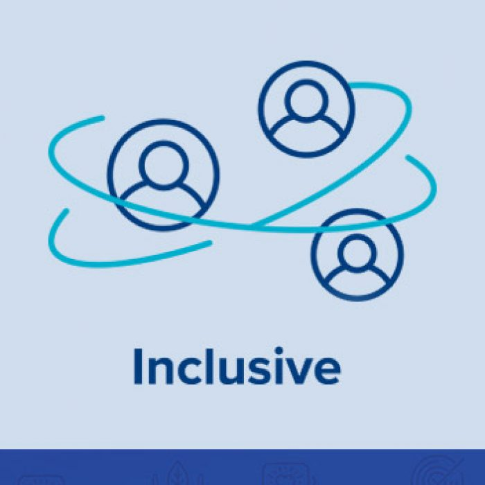 Inclusive: Diversity Does Not Equal Inclusion