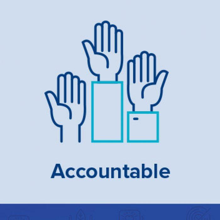 Accountability: A Shared Goal or Purpose