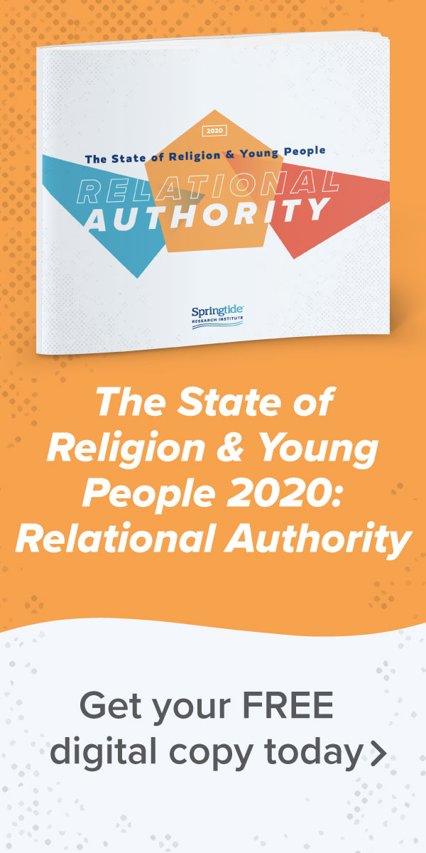 The State of Religion & Young People 2020