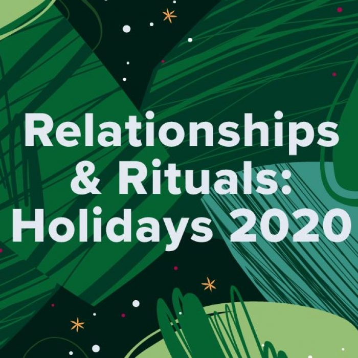 Relationships & Rituals: How Young People Are Handling the 2020 Holidays